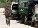 Британский спецназ наведается на сирийские склады