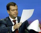 Медведев: «Мы не отступим на Кавказе»