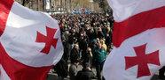 Парламентские выборы в Грузии: В новый избирательный блог вошли бывшие соратники Саакашвили
