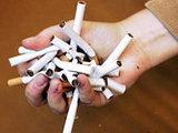 Рассорились ни за понюшку табаку. Российского