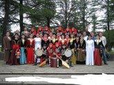 Культурная революция в Гальском районе