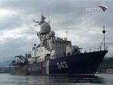 «Новороссийск» сместился к Очамчире