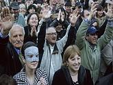 «Белые» грузины устроят самосуд над правительством