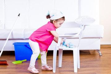 Идеальная чистота в доме: как мотивировать ребенка на уборку