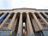 Грузинские парламентарии остались без дома