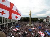 Georgia unwelcome in Old World