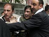 Who will make Saakashvili follow Mubarak?
