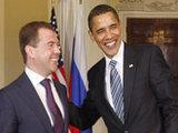 В диалоге Медведева и Обамы Саакашвили оказался третьим лишним