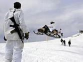Орлы  с Украины летят в грузинские горы