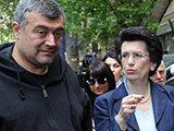 Stars favor Nino Burdzhanadze and Levan Gachechiladze