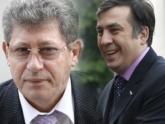 Сомнительные комплименты и награды Саакашвили