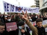 Сход-развал противников Саакашвили