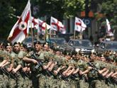 Армия Саакашвили наращивает мускулы