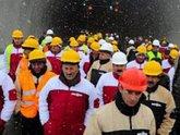 Голодные будни грузинских рабочих