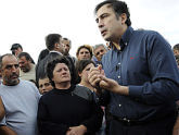 Саакашвили подсунул народу фальшивку