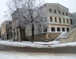 Зимний Карабах